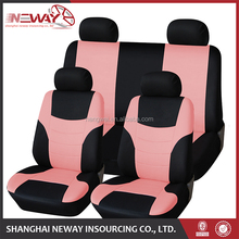 2017 top level universal Waterproof pu artificial leather car seat covers