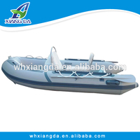 Inflatable sailboat yacht luxury boat