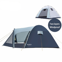 2 Person 4 Season Aluminum Rod Outdoor Camping Fishing Tent