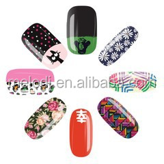 Artificial nails for toes