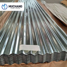 Factory price Galvalume 22 24 26 gauge color corrugated metal steel zinc roofing sheets price