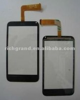 Touch screen glass lens replacement For HTC Rider X515E