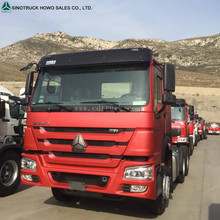 Sino Truck 6x4 380hp Tractor Trailer Truck Tractors Horse Head For Sale