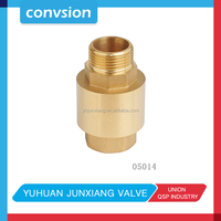Inline Check Anti Backflow Valve 3/8