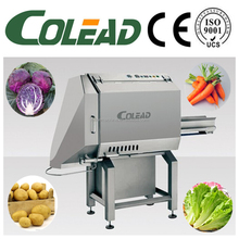 304 stainless steel lettuce shredder machine cutter/lemongrass cutting machine/vegetable cutting machine