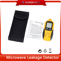 Digital LCD Microwave Leakage alarma Radiation Detector Meter Leaking Tester Home Security Alarm System allarme casa HT-M2