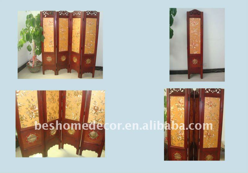 floor screen divider, indoor decorative screens folding, screen fencing