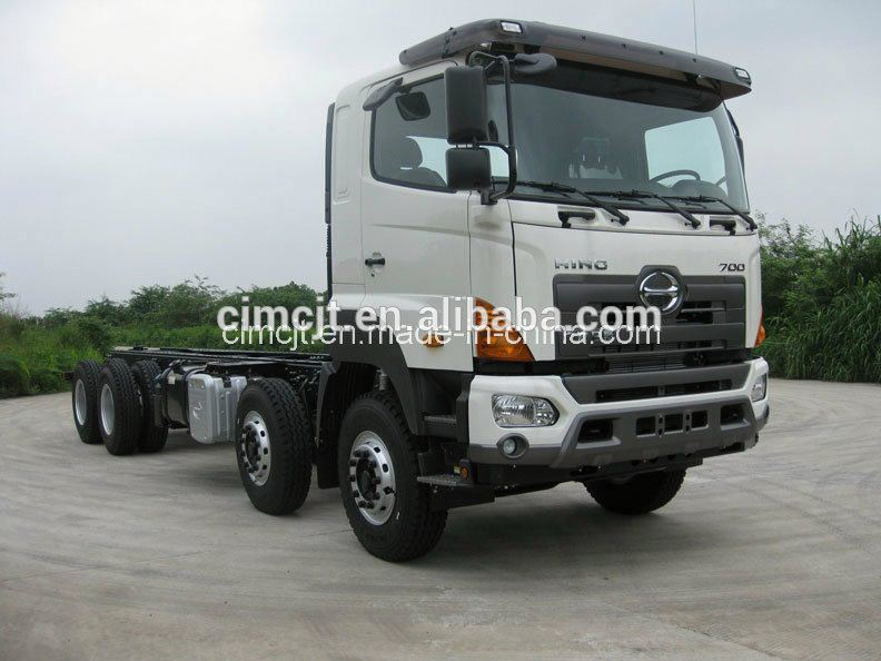 China Brand New HINO Off Road 8*4 Lorry Cargo Truck
