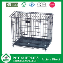 private label pet products metal dog kennel for sale