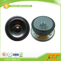 Full range multimedia speaker 8w 8ohm 2 inch with open magnet