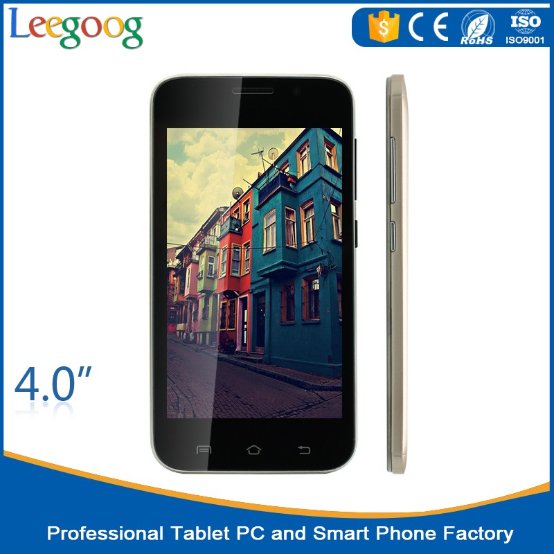 2016 Cheapest Promoting 3G 4inch android smartphone