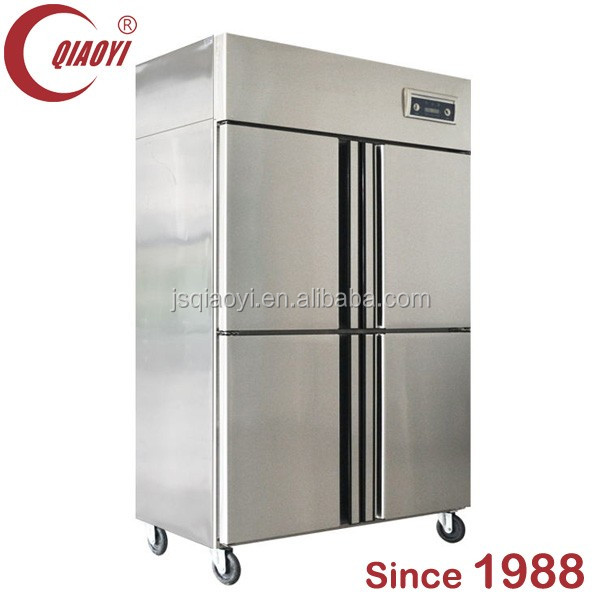 QIAOYI C2 Stainless steel Copper pipe Kitchen Refrigerator