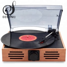 Modern jukebox 3 speed stereo turntable speakers gramophone&turntable record player for sale