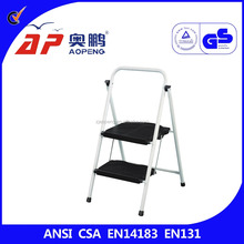 household catwalk ladder with wide step AP-1112