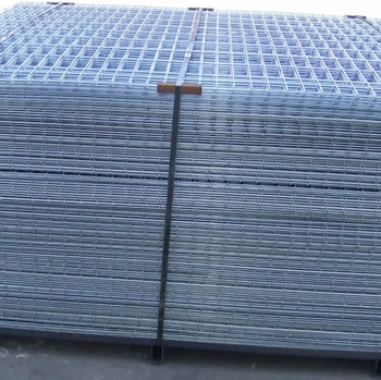 4''x2'' Galvanized welded wire mesh panel (ISO9001:2000Certificated)
