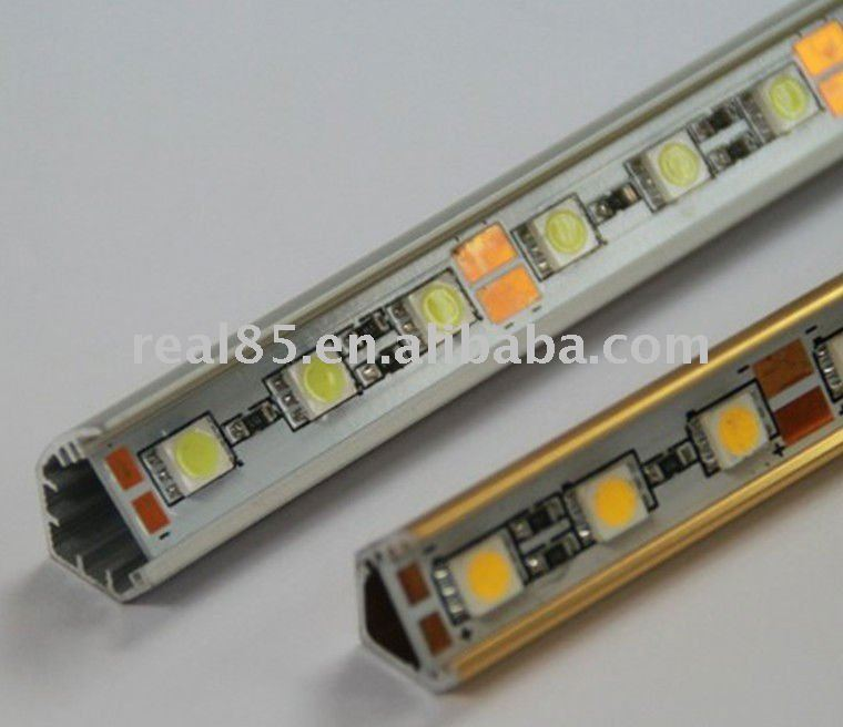 LED counter light, aluminum LED bar