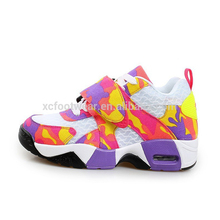 1588 men and women couple style fashion camouflage cushion sport shoes