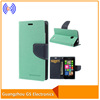 wholesale mobile phone flip wallet stand leather goospery mercuy fancy diary case for iphone 6