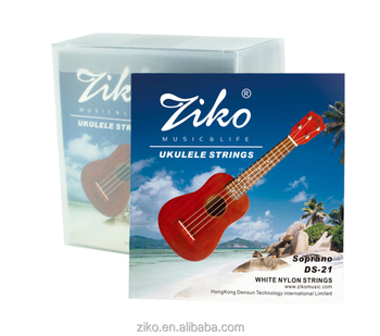 wholesale extra light colored ukulele nylon string for sale