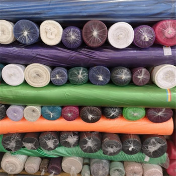 New fashion Cheap Custom dyeing Satin Fabric stocklot