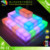 Modern design mini cube led seat/mini cube led light/illuminated led cube