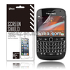 Cell phone mirror screen protector for blackberry bold 9930