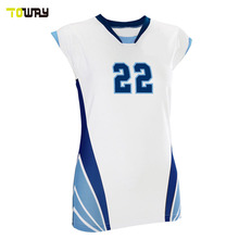 long sleeve sports custom design mens volleyball jersey