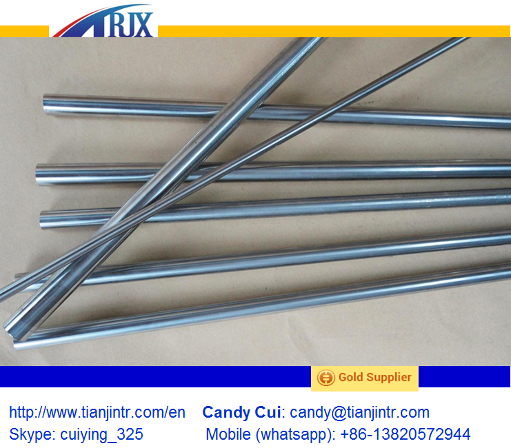 China factory offer hard chrome shaft/long shaft/chrome shaft