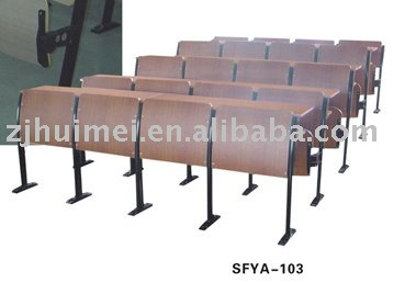 ladder chair,wooden ladder chair,hall desk and chair , school desk and chair