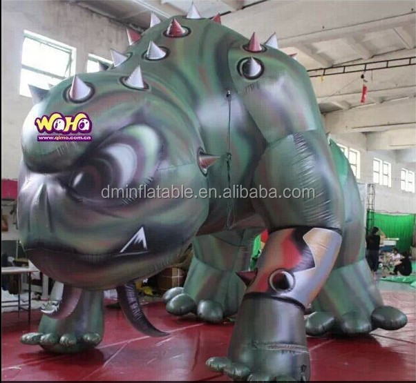 2014 Custom Inflatable Cartoon Character,Inflatable Moving Cartoon Mascot