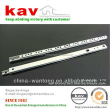 mini 17mm ball bearing drawer slide