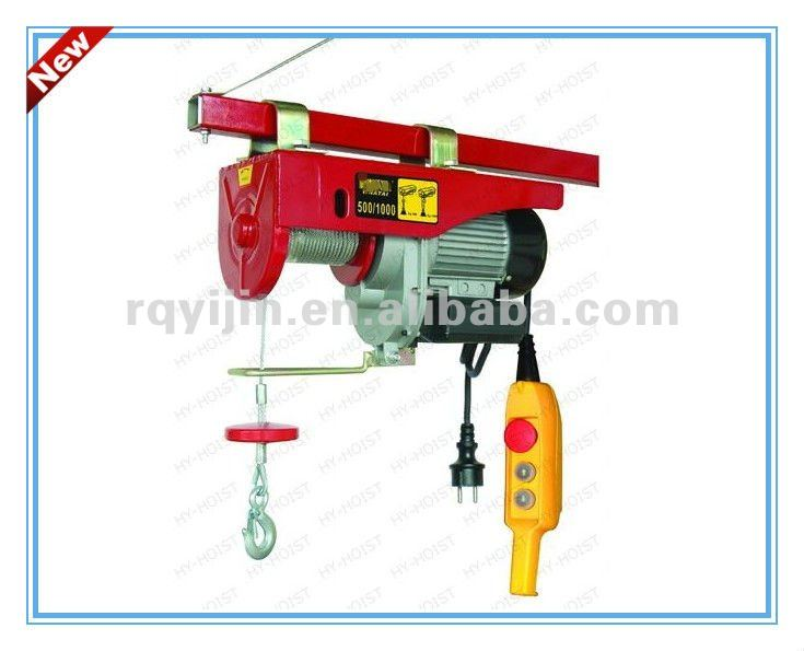 Portable Mini Electric Hoist
