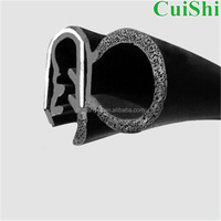 EPDM rubber sponge car door protection strip