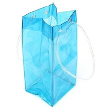 Disposable pvc ice cooler bag