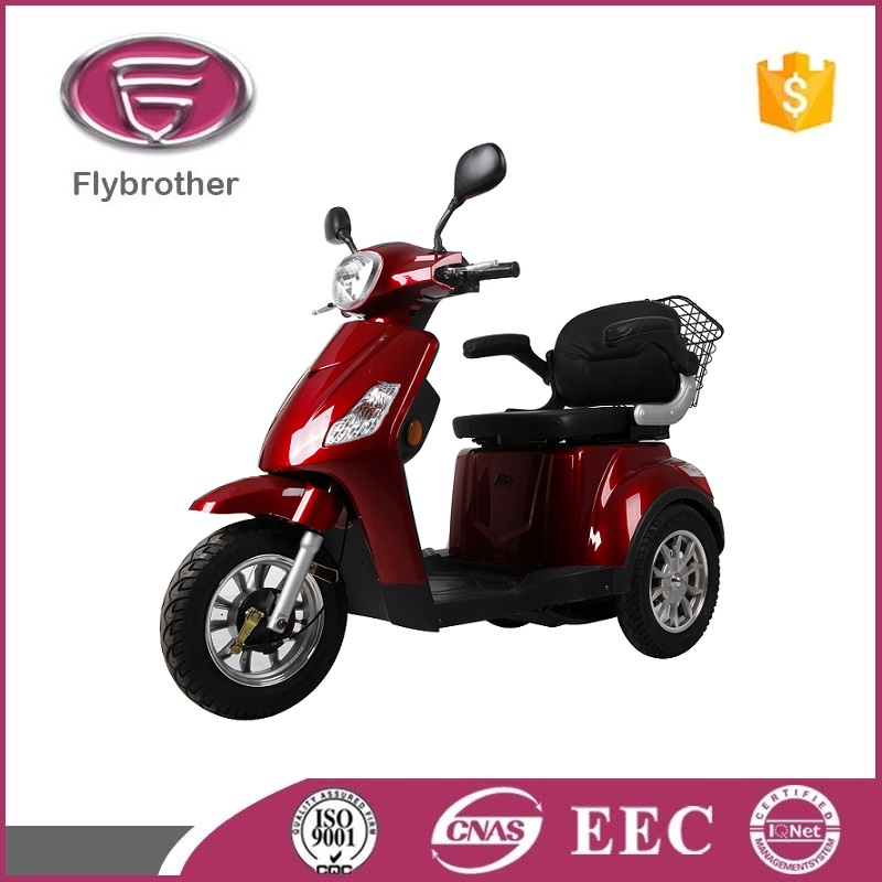 zappy adult three wheel motorcycle electric trike scooter