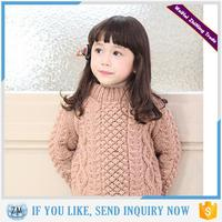 kids baby comfortable lovely pullover cable structres clothing sweater