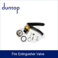 High quality fire extinguisher spare parts pressure gauge