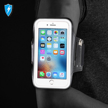 arm band sport custom elastic armband phone bag Gym Sport Running smart phone Cover