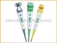 high quality mercury free waterproof baby nipple digital thermometer