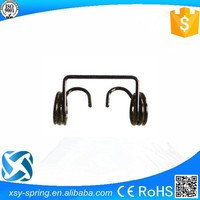 oil-tempered double motorcycle brake torsion spring
