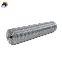 "1/4""x1/4"" hot dip galvanized welded wire mesh in roll welded wire mesh"