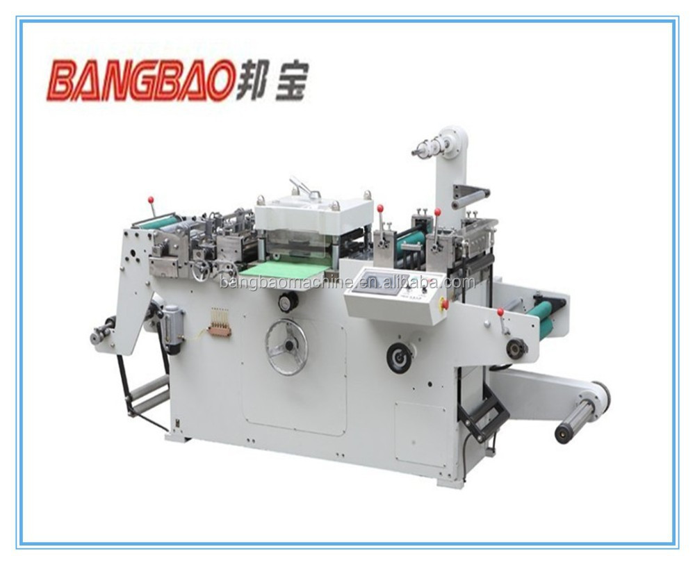 TXM-320high quality stickers digital flat bed paper roll Die Cutting Machine cheap price