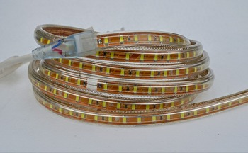 Upgraded SMD 5730-LED Flexoble strip 110v/220v
