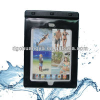 pvc custom waterproof cover case for ipad,Protective waterproof case