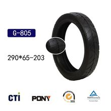China Rubber Wheel Parts Baby Stroller Tires ,High Quality Rubber Baby Stroller Tire 280*65-203