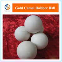 Sieve Cleaning Rubber Ball For Vibrating Screen