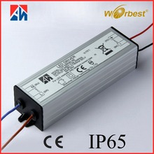 Worbest 36V 900mA dimmable LED driver constant current ip65
