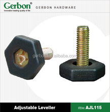 table leg screw feet