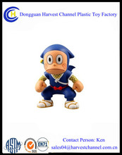 Promotion cartoon character figurine