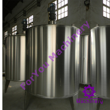 Stainless Steel Liquid Product Mixing Tank Price